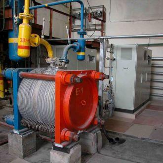 Vandenilio generatoriaus modernizavimas