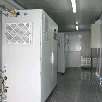 Vandenilio generatorius modernizavimas