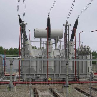Project B16: controlled shunt reactor at INPP 330 kV switchyard
