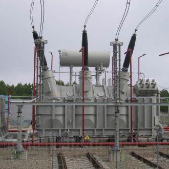 Projektas B16: valdomas šunto reaktorius IAE 330 kV AtS