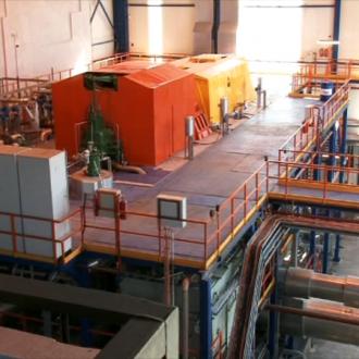 Naujos 29 MWh turbinos statyba