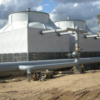 Naujos ventiliatorinės aušintuvės įrengimas VKG Oil AS