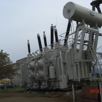 Reconstruction of the 330/110/10 kV transformer substation in Klaipėda