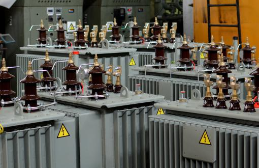 Three-phase oil power transformers for the Lithuanian power systems