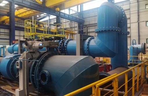 Успешно проведены заводские испытания и приемка насосного оборудования для ОАО «Мозырский НПЗ»