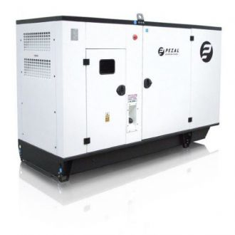 Installation of diesel generator with ALT cabinet