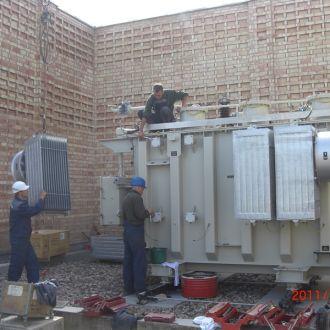 110/10 kV Tauralaukio TP rekonstrukcija
