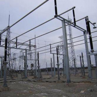 110/35/10 kV galios transformatorių TDTN-40000/110 įrengimas