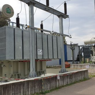 Replacement of power transformers in 110/10 kV Virsuliskes substation