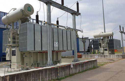 """UAB """"Ekobana"""" sėkmingai atliko 110/10 kV Viršuliškių transformatorių pastotės rekonstrukcijos darbus ir dar kartą įrodė savo profesionalumą šioje srityje"""