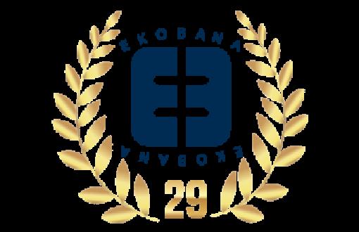 """Sausio 29 dieną UAB """"Ekobana"""" sukanka 29 metai"""